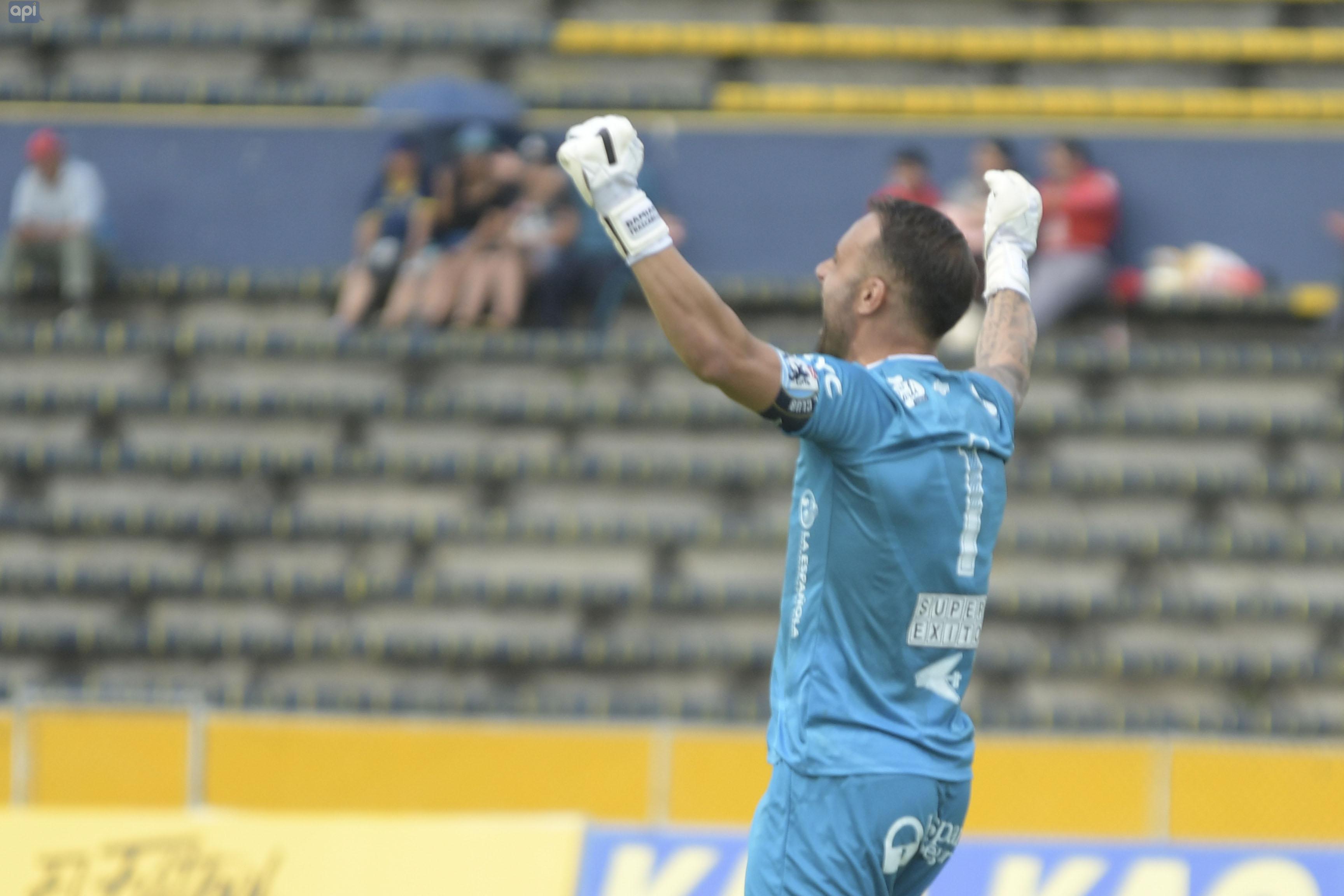 Damián Frascarelli espera que Guayaquil City reaccione en el final del torneo y logre un boleto a un torneo internacional