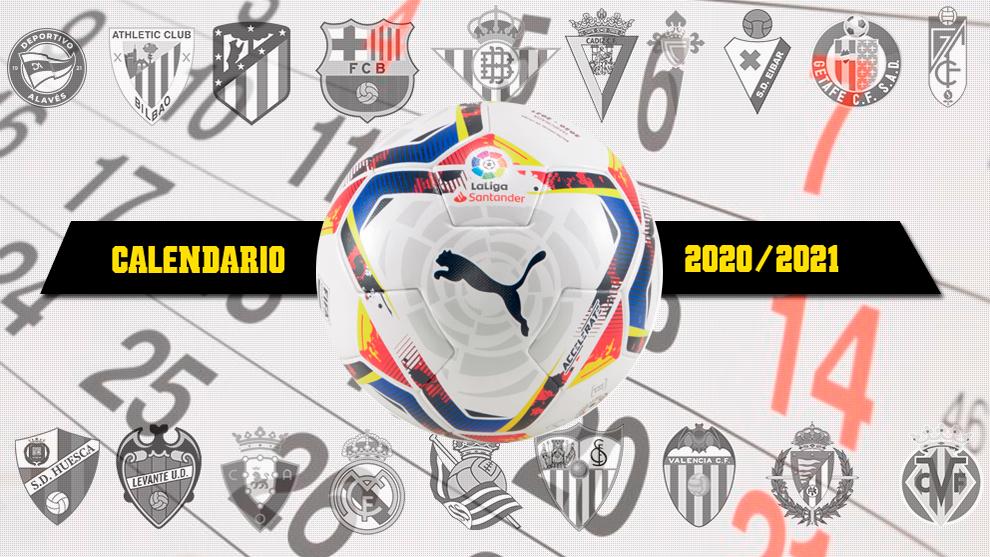 El torneo español empezará el fin de semana del 13 de septiembre