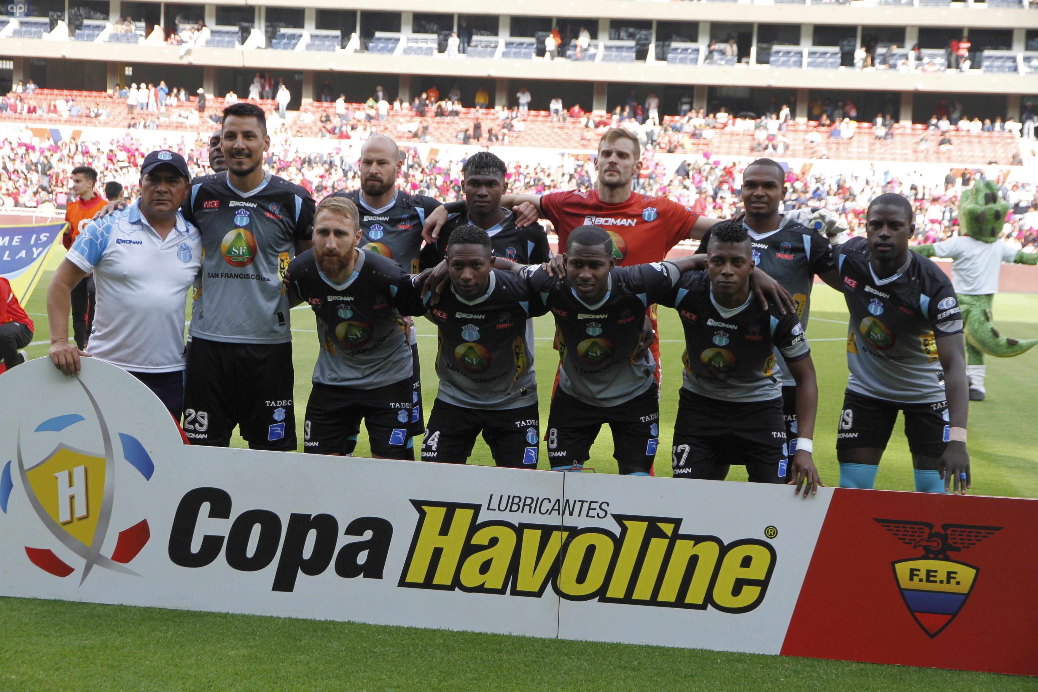 Héctor Salazar, sueldos al día, continuidad de Tévez y el sueño de Macará de ser campeón