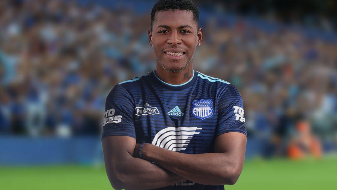 Gabriel 'el Loco' Cortez resumió la pretemporada del club y compartió sus expectativas como nuevo integrante de Emelec