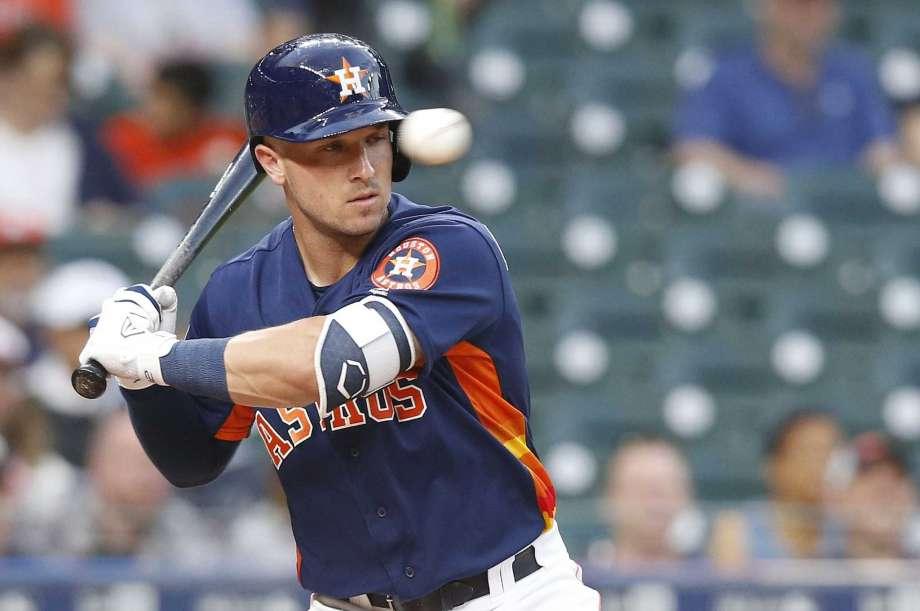 El pelotero de los Astros está listos para el inicio de temporada