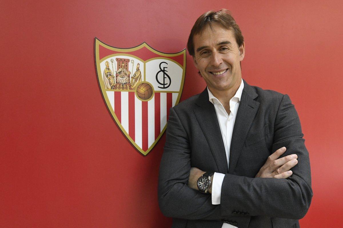 El técnico vasco, de 53 años, llega a Sevilla este mismo martes y será presentado mañana como entrenador de la entidad de Nervión