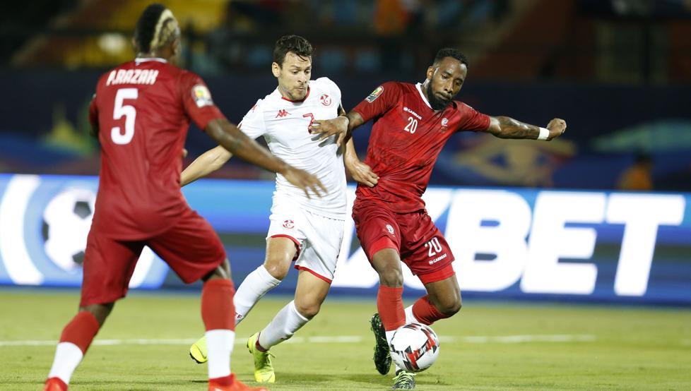 Los tunecinos vencieron por 3-0 a Madagascar, Argelina superó por la mínima a Costa de Marfil