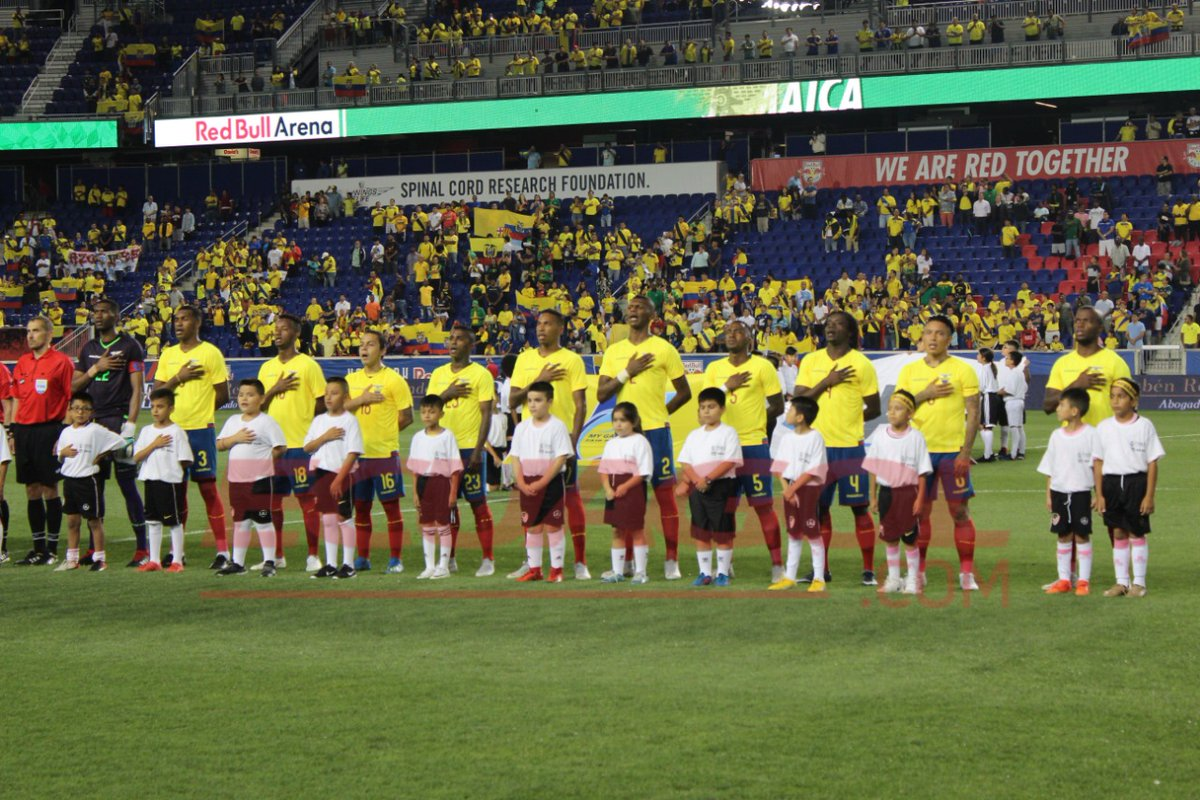 La Selección Ecuatoriana se alista en tierras cataríes para los amistosos de este viernes y del martes