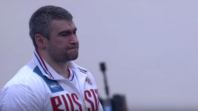 El atleta ruso arrojó un resultado adverso en una prueba de orina realizada el 4 de julio de 2018