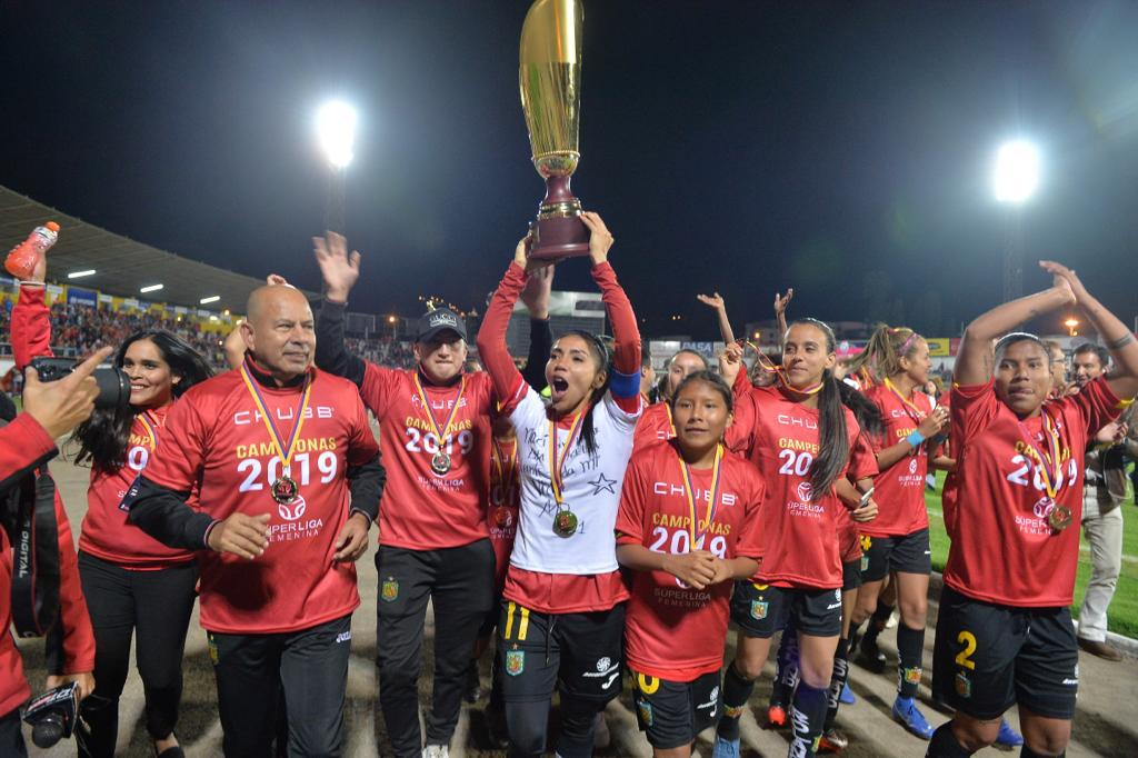 El equipo femenino de Deportivo Cuenca se estrena en Copa este viernes contra Estudiantes Caracas