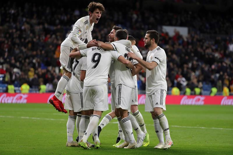 El Real Madrid afronta la última jornada de la primera vuelta de LaLiga Santander mermado por una gran lista de bajas pero sin margen de error