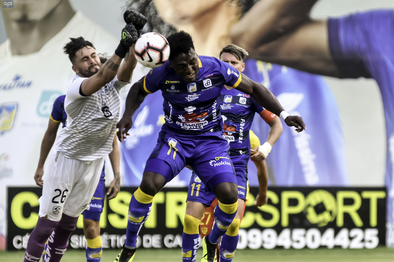 Emanuel Franco viró la página del resultado adverso ante Mushuc Runa y se centra en el duelo frente a Liga de Quito