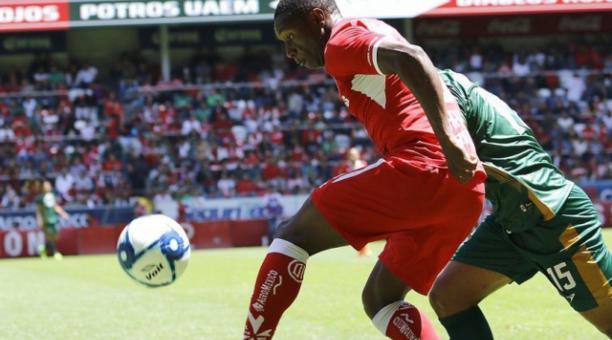 El lateral destacó en la victoria de Toluca sobre Xolos