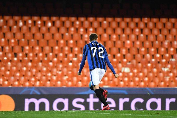 Buena parte de la eliminatoria ya había quedado resuelta con el 4-1 de la ida a favor del equipo italiano