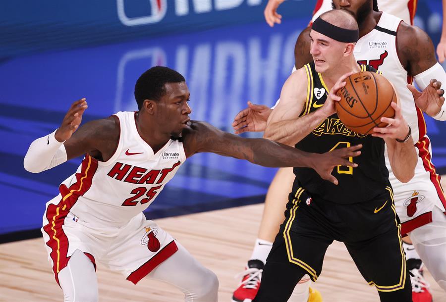El equipo de Los Angeles está haciendo valer su favoritismo en las Finales de la NBA