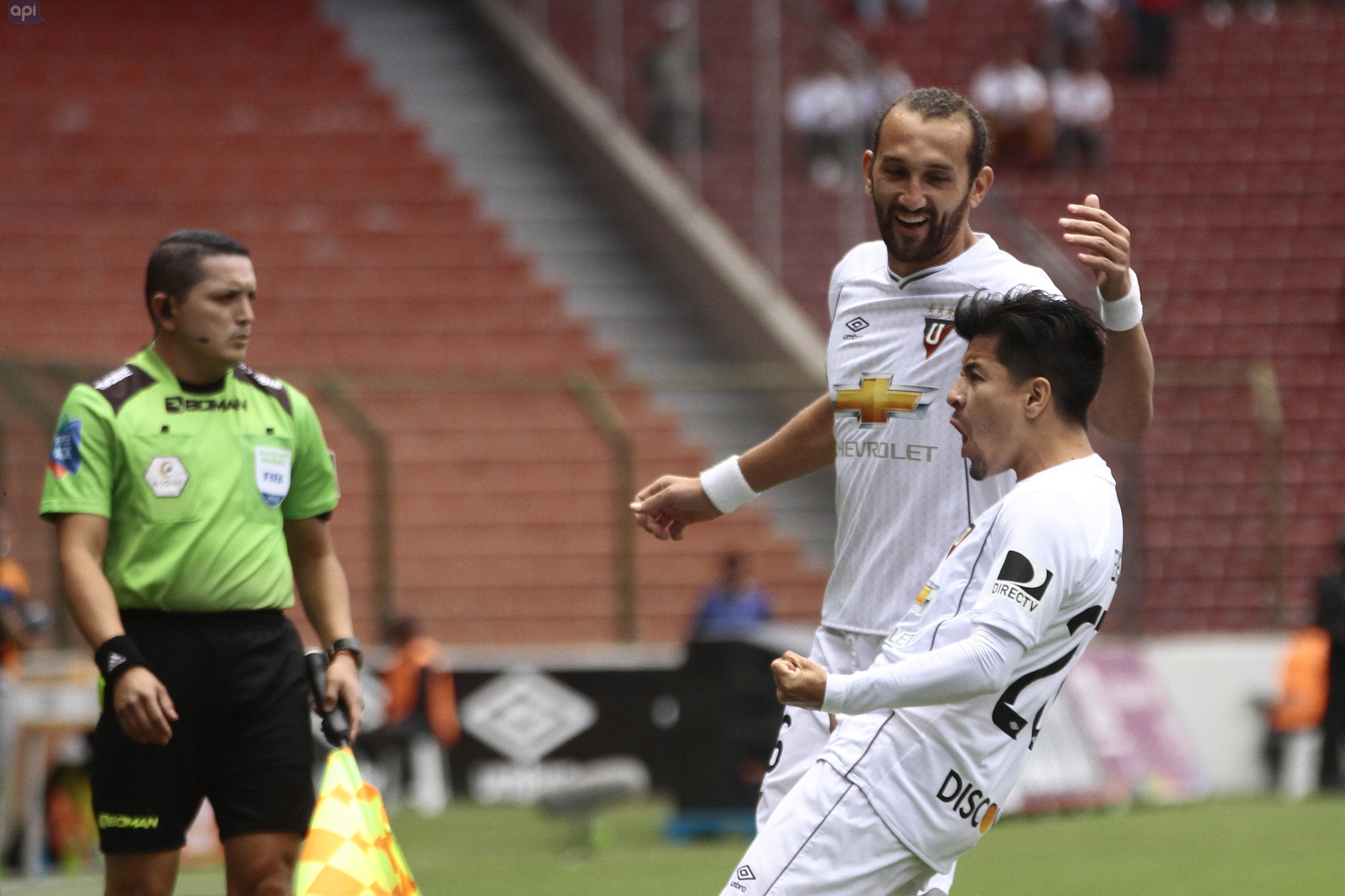 Liga de Quito envió un emotivo mensaje ante la delicada situación que enfrenta el jugador colombiano