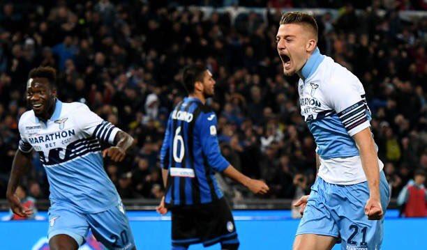 El ecuatoriano fue determinante en el segundo tanto de Lazio frente a Atalanta