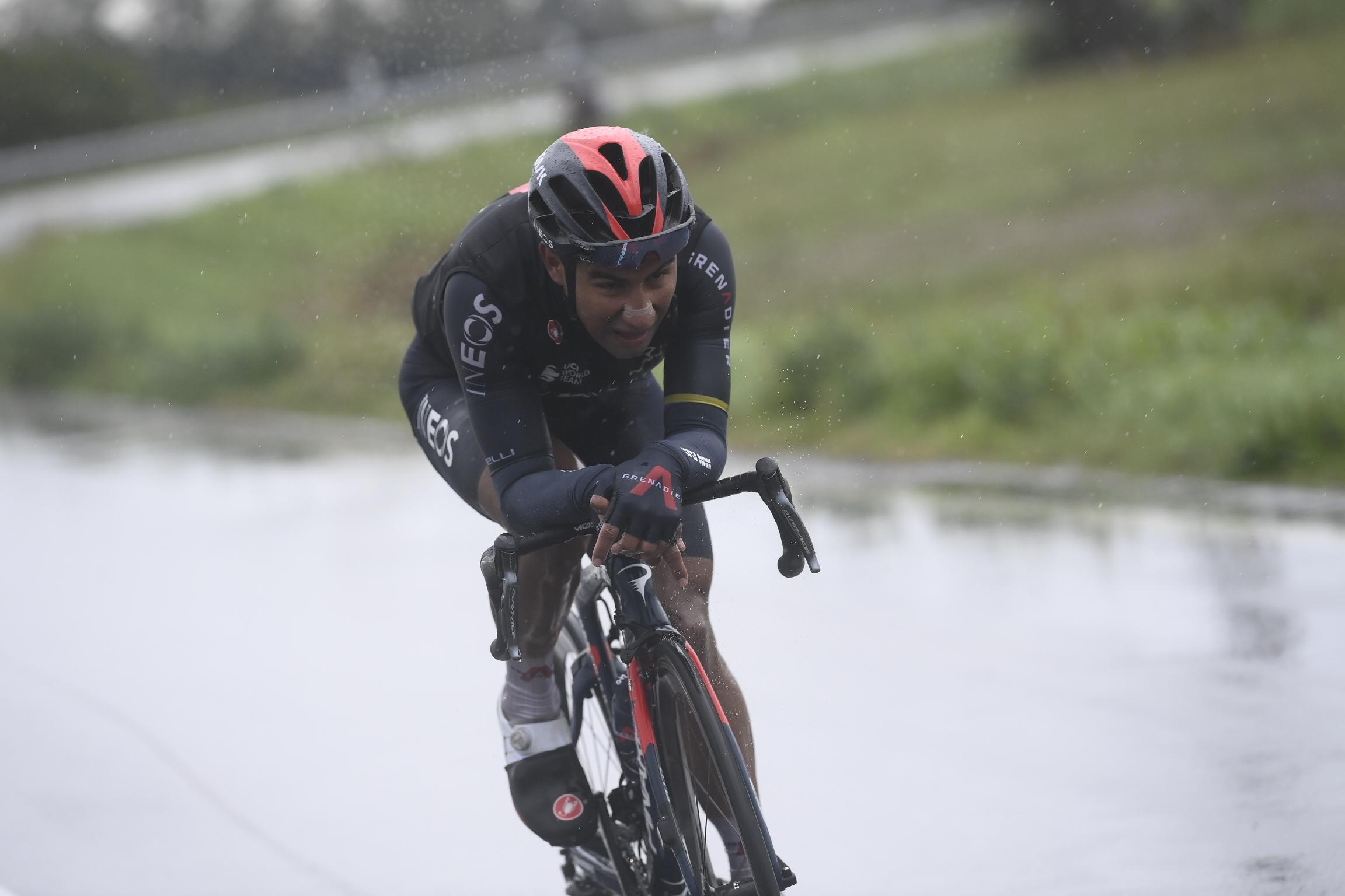 Nueva victoria ecuatoriana en el Giro de Italia. Jonathan Narváez sorprendió en la Etapa 12. Conoce todos los detalles aquí