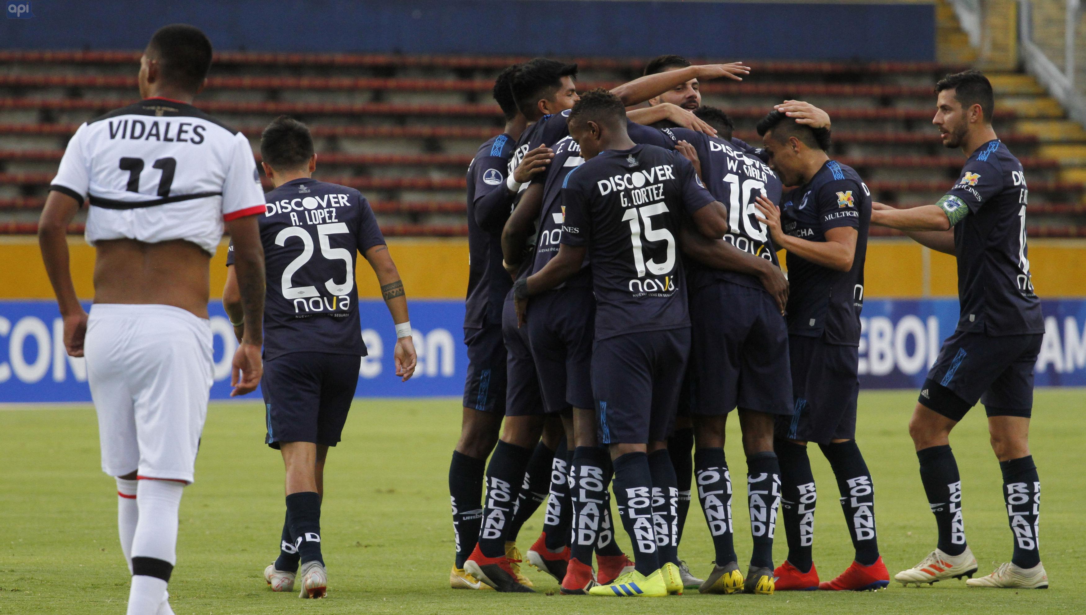El 'Trencito Azul' tiene una ventaja de seis goles y buscará su pase en Perú