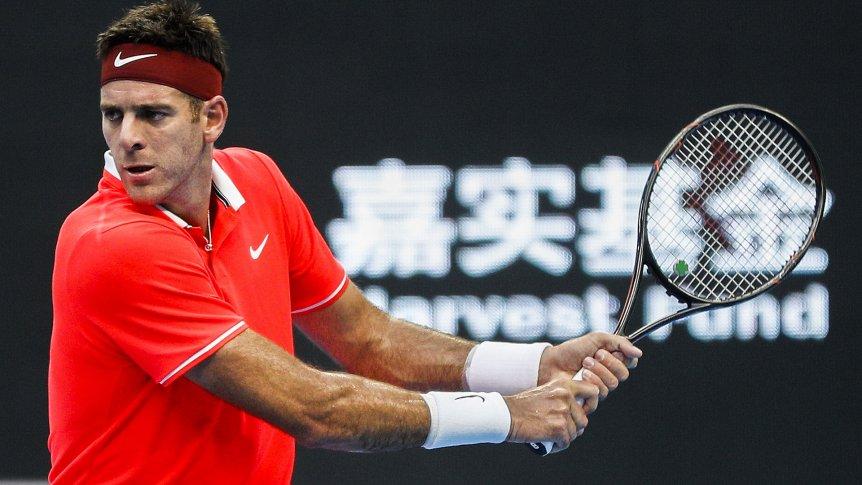 Tras su participación en el torneo de Delray Beach (EEUU), se le instauró al jugador un tratamiento regenerativo por el doctor Alejandro Rolón en Buenos Aires