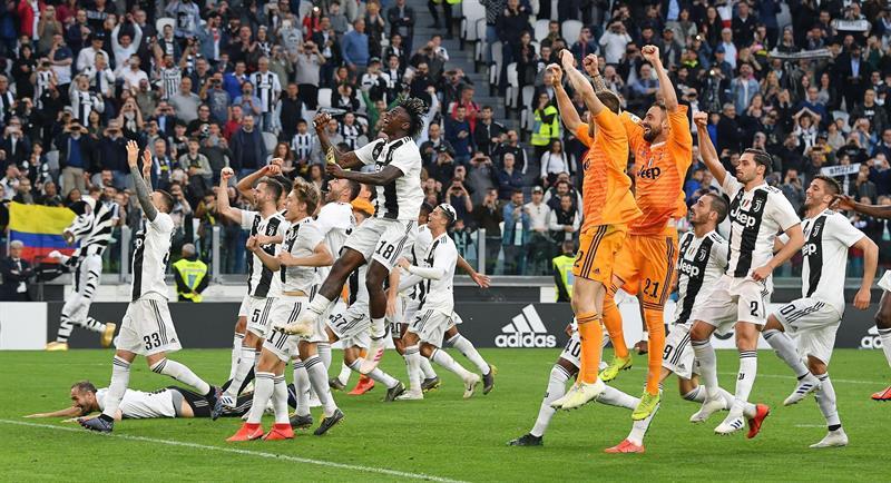 Luego de un par de derrotas al hilo, los de Turín festejaron en casa