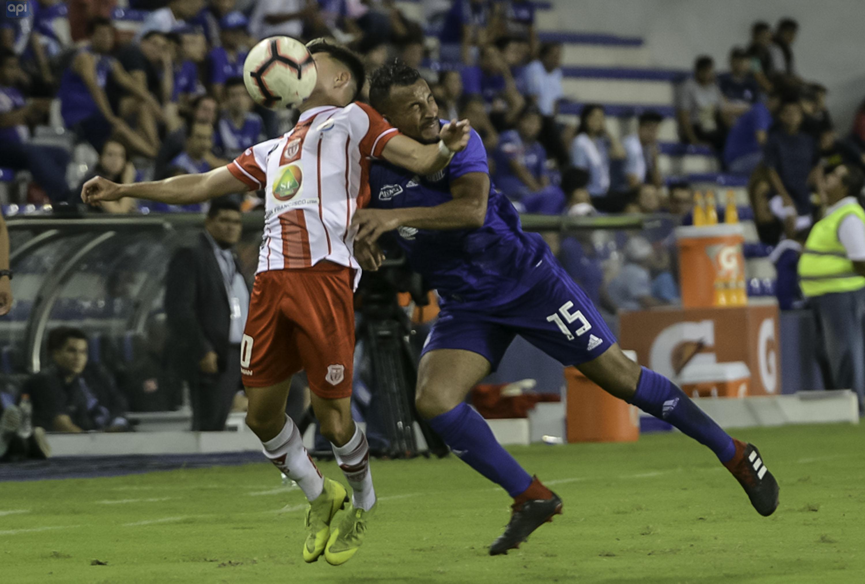 Pedro Quiñónez analiza el partido ante Flamengo y mencionó que Emelec está mentalizado en sorprender en el Maracaná
