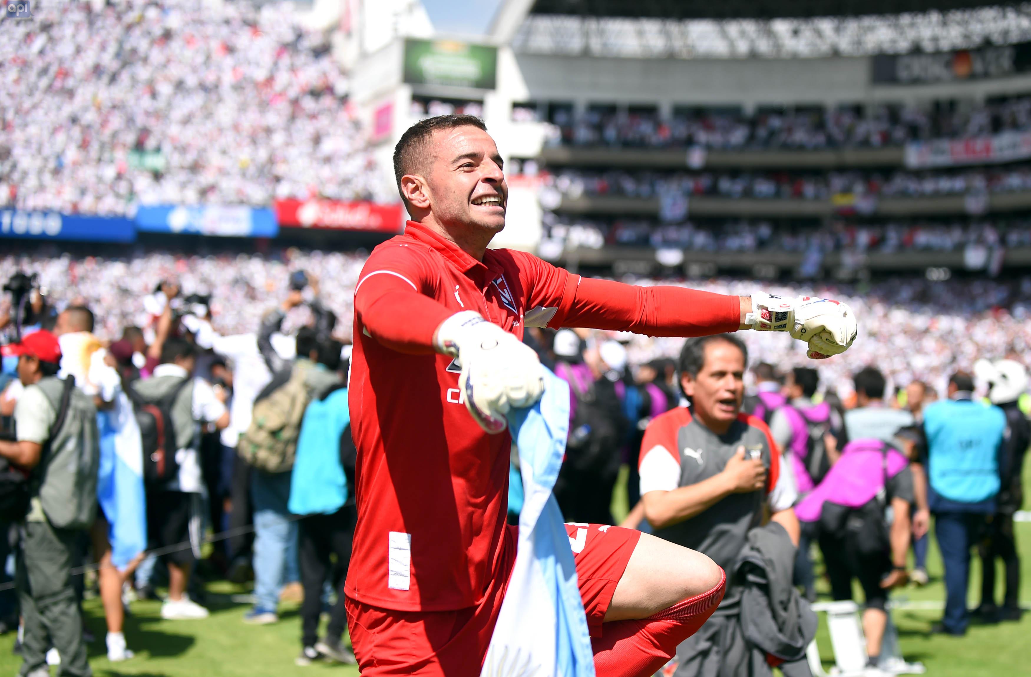 Gabbarini comparte las expectativas de esta temporada: defender el título y hacer historia internacional son los objetivos