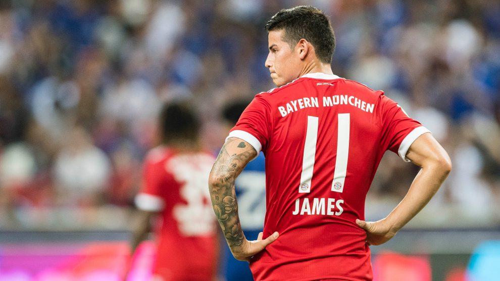 El exfutbolista colombiano Freddy Rincón llama a la reflexión a James Rodríguez sobre los problemas que ha tenido en el Real Madrid y el Bayern Múnich