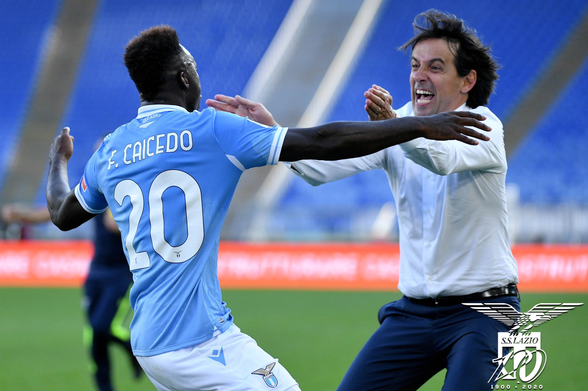 El ecuatoriano volvió a ser protagonistas en la Serie A de Italia