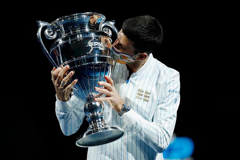 El jugador trata de generar nuevos derechos para los tenistas profesionales