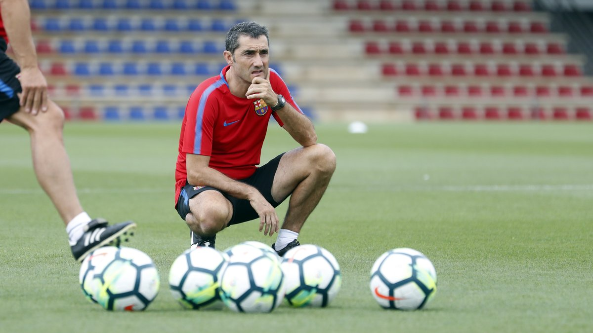 El técnico del conjunto azulgrana no descartó que uno de los jugadores que tenga descanso en Vigo sea Lionel Messi
