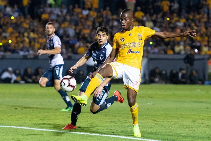 El ecuatoriano Enner Valencia será titular en la semifinal regiomontana