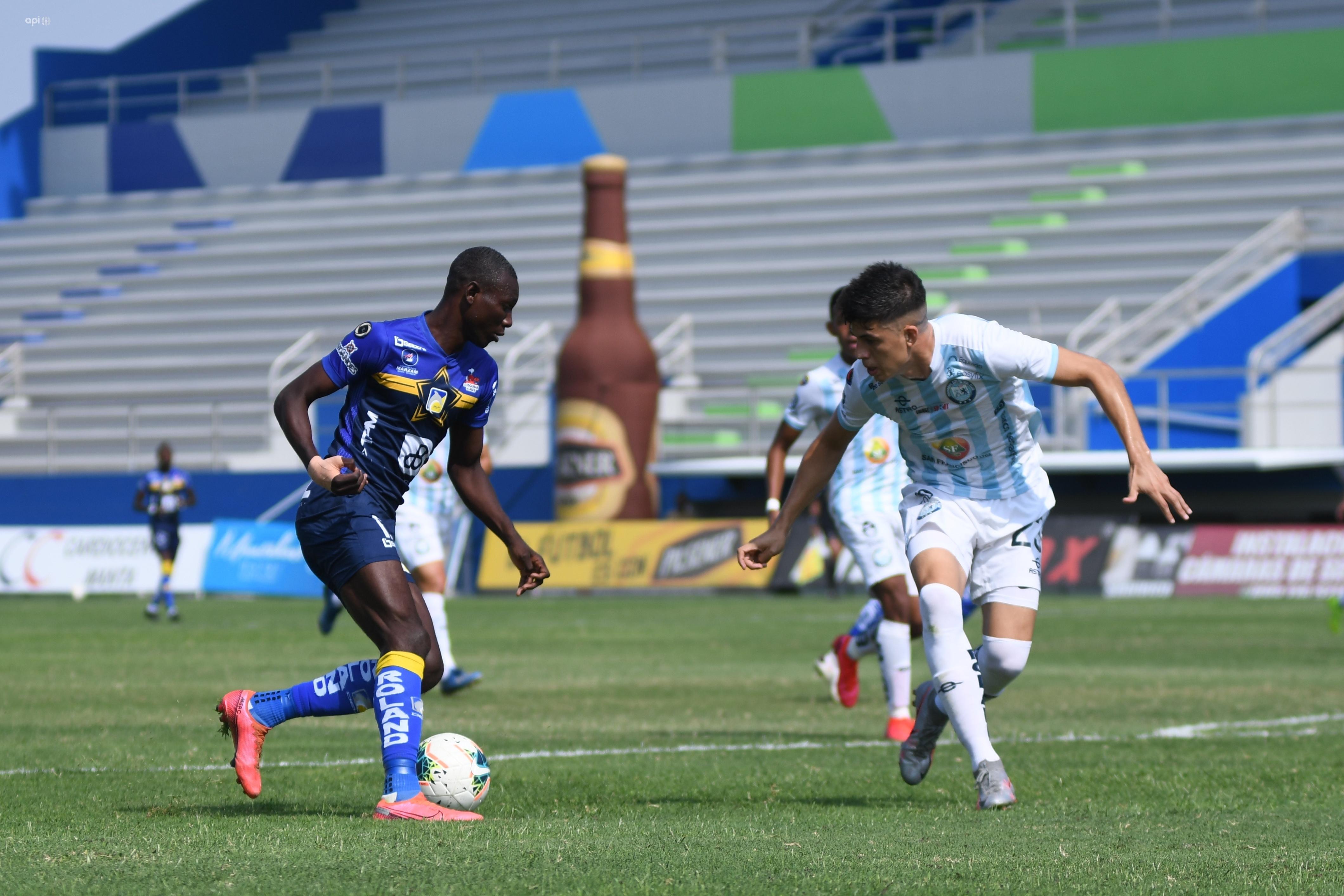 Luca Sosa analizó el partido contra Liga de Quito y la misión de sumar tres puntos en casa