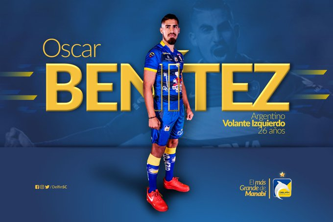 El experimentado volante argentino llega proveniente del Atlético de San Luis y en su país ha jugado en clubes como Lanús y Boca Juniors