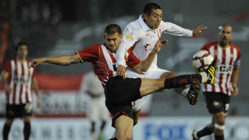Los argentinos buscaban que se le quite el título de la Recopa 2010 a Liga de Quito