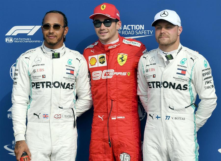 El monegasco sigue sorprendiendo en la F1