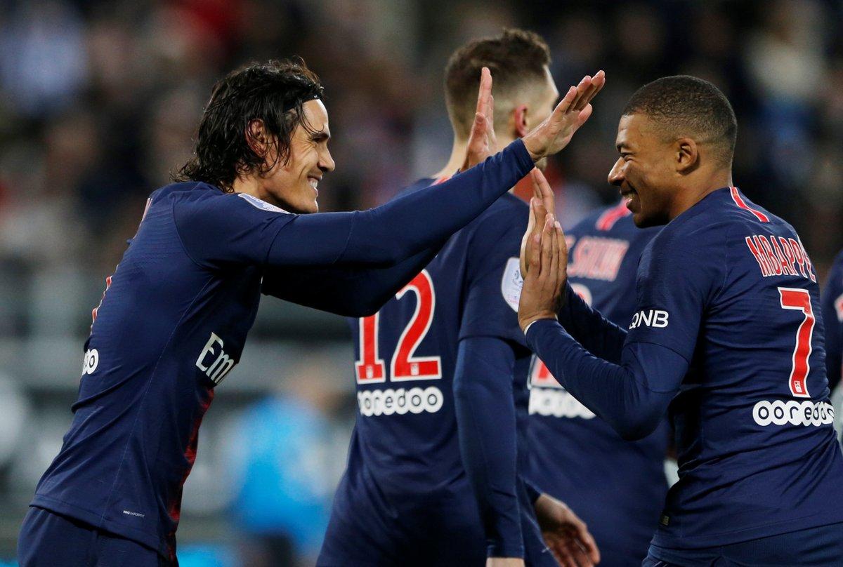 """El delantero consideró que el PSG """"siempre ha estado en el nivel para competir en Europa"""" y este año espera """"poder avanzar más en la 'Champions'"""
