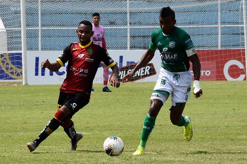 El empate en Machala fue justo por lo que brindaron ambos en el terreno