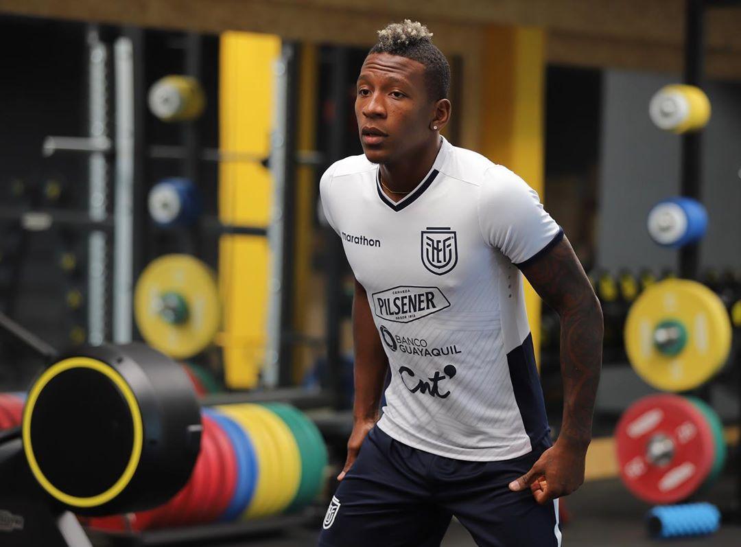 Pervis Estupiñán recordó su paso por Liga, el apoyo del golero y lo que será el cotejo de esta noche contra Argentina