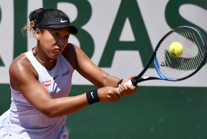 La japonesa cayó en tercera ronda ante la checa Katerina Siniakova