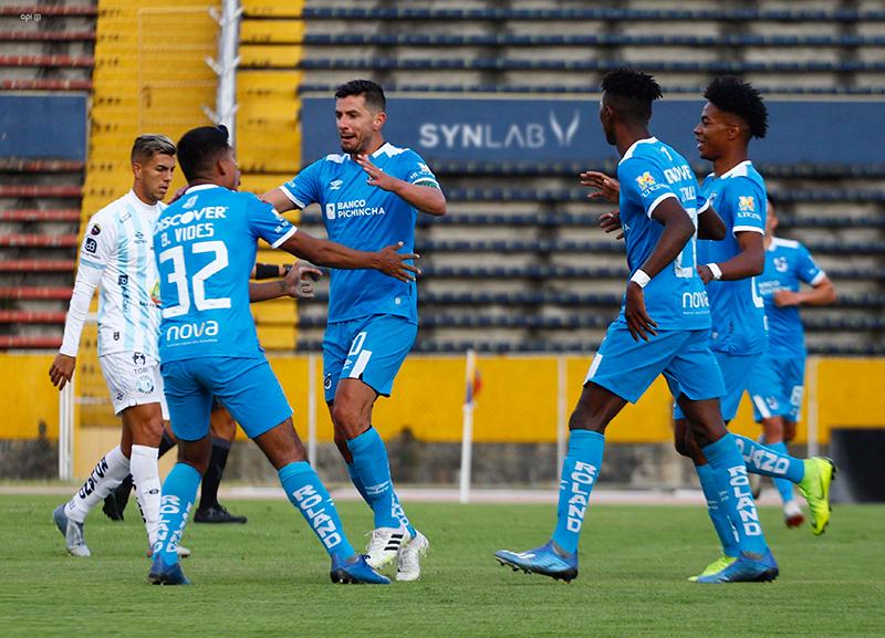 Guayaquil City perdió en Quito, el invicto y la punta de la etapa