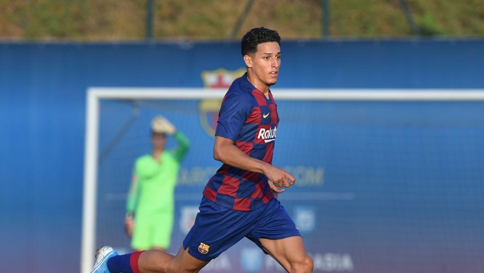Kike Saverio se despidió del Barcelona sin conocer su futuro futbolístico