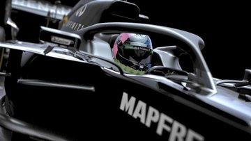 La marca francesa sólo desveló algunos detalles del nuevo monoplaza en un lanzamiento que también contó con la presencia del nuevo director técnico de chasis, Pat Fry