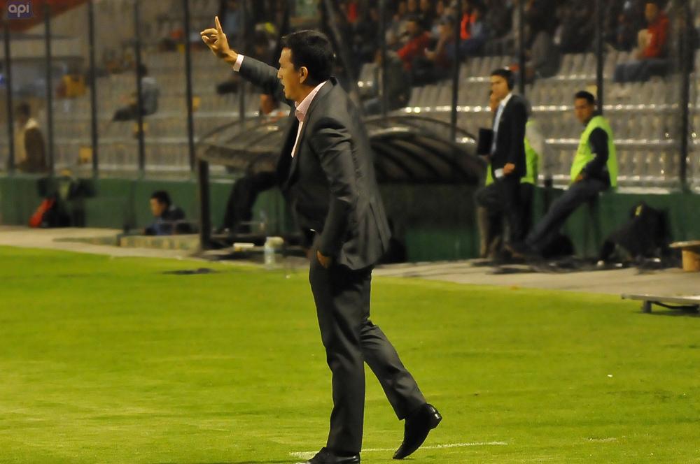 Pool Gavilánez palpita con optimismo el encuentro ante Emelec, sosteniendo que ha recuperado a todos sus jugadores