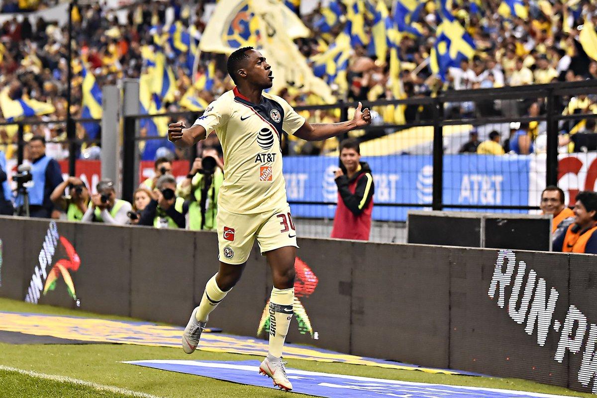 El ecuatoriano fue fundamental en la victoria del América sobre Chivas