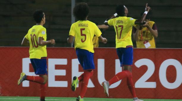 Impensada remontada ante Argentina para estar en la Copa del Mundo Sub17