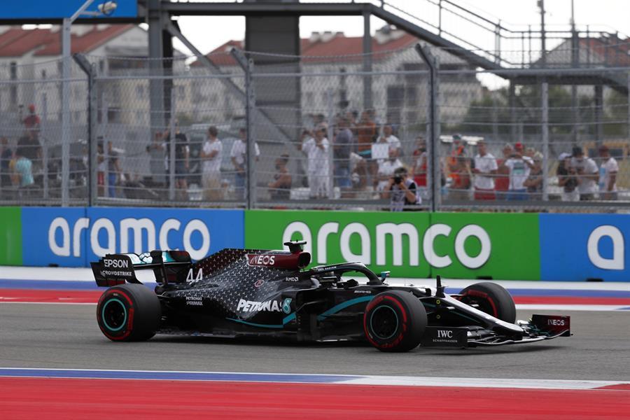 El británico sigue marcando tendencia en el campeonato de F1